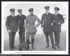 ADEL, 1916, Prinz Adalbert von Preußen beim Marinekorps in Flandern WW1 (95)