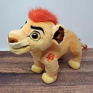 "Disney The Lion King Kion Plush Simba Son 12"" Mechanical Talks Roars Works Lover"