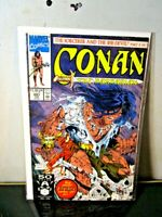 Conan The Barbarian 241 MARVEL Todd Mcfarlane Cover BAGGED BOARDED