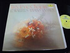 CHOPIN°17 WALTZES<>TAMAS VASARY<>LP Vinyl~Canada Pressing<>DGG 2535 267
