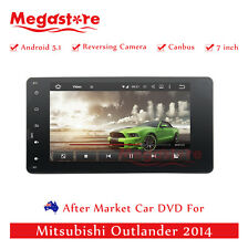 """7"""" Car DVD GPS Navi For Mitsubishi Challenger 2013-2015 pc Quad Core Android 5.1"""