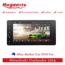 """7"""" Car DVD GPS For Mitsubishi Triton MQ 2016-2017 Quad Core Android 5.1"""