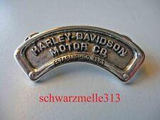 Original Harley PIN Motor Co established 1903 Chrome