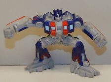 "2009 Optimus Prime 4"" PVC Plastic Action Figure Transformers by Bakery Crafts"
