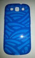 Samsung Galaxy S3 Case Gloss Blue Design