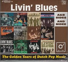 Livin`BLues - Golden Years of Dutch Pop Music, Singles A & B Sides & More 2CD