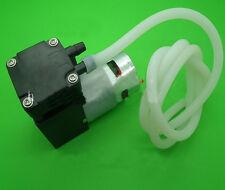 DC12V 42L/M 40W Air Compressor Electric Pump Micro Air  Vacuum Pump
