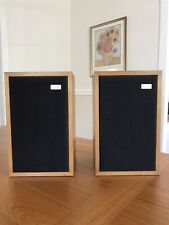 Matched Pair of Spendor Ls3/5A Studio Monitor Speakers (Excellent Condition)