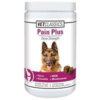 Vet Classics Pain Plus Extra Strength Bones & Joints Inflammation 120 chews