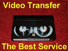 Small Tapes Hi8 Hi-8 Video8 Digital8 MiniDV Transfer Convert Video HD to DVD