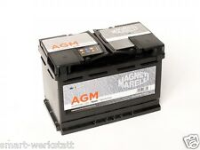 Batterie Smart 451 Benzin MHD 999ccm AGM 60R  Start-Stop Batterie Spezial Smart