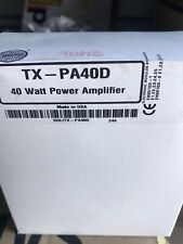 Rdl Tx-Pa40D 40 Watt Amplifier. Brand New Factory Sealed.