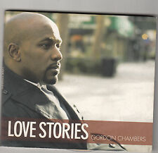 GORDON CHAMBERS - love stories CD