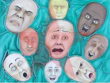 Emotions Surfacing