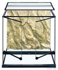 """Exo Terra Reptile Glass Natural Medium Tall Terrarium 24""""x18""""x24"""""""