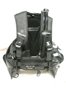 Sherwood Zodiac + BCD, Large, Weight Integrated BC Scuba Diving