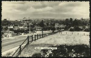 Blurton near Longton & Stoke on Trent. Trentham Road # BRN.17F by Frith.