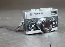 ROLLEI 35 camera Germany Carl Zeiss 40mm/f3.5 lens