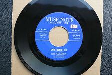"7"" The Classics - Enie Minie Mo - US Musicnote"