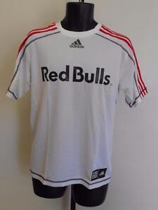 NEW MLS New York Red Bulls Adult Mens Sizes S-L-XL-2XL Adidas JERSEY