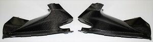 Aprilia RSV4 RR/RF 2016  Upper Fairing Side Panels - Carbon Fiber