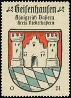 Reklamemarke aus Geisenhausen - 401430