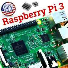 RASPBERRY PI 3 Model B - WiFi & Bluetooth built in