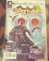 batman VOL 2 ANNUAL #1   2012 dc new 52 SNYDER    MR FREEZE NIGHT OF THE OWLS