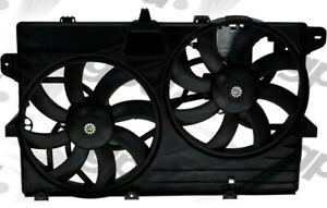 Engine Cooling Fan Assembly Global 2811653