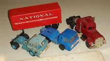 Vintage Diecast & Plastic Semi Truck Model Lot 1:64 For Custom/Parts Projects