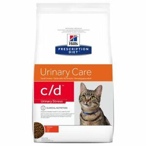 Hill's Prescription Diet Feline c/d Stress Reduced Calorie Urinary Care- Chicken