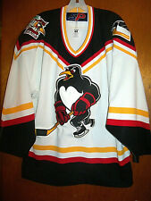 VTG 2000-01 Wilkes-Barre/Scranton Penguins AUTHENTIC Game Hockey Jersey Sweater