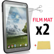 2pcs 7 Inch Universal Sat Nav Tablet PC Anti-Glare Screen Protector 152mm x 91mm