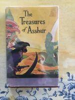 RARE The TREASURES of ASSHUR, Captain Oswald Dallas 1929 1st EDITION