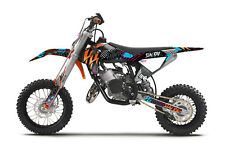 KTM 65 MOTOCROSS GRAPHICS TO SUIT SX SX65 MX GRAPHICS / DECAL KIT / STICKERS