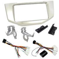 Lexus RX300 RX350 Double Din Car Stereo Fascia + JBL Amp Turn On Wiring Harness