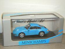 Porsche 911 993 Coupe 1993 - Minichamps 1:43 in Box *32712