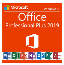 Microsoft Office 2019 Professional Plus -Download and Key 32/64 Bit-