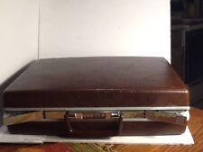 Vintage Samsonite Briefcase Brief case  Combination Lock