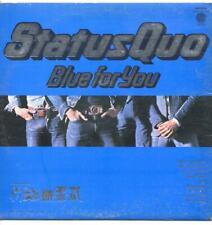 """STATUS QUO - BLUE FOR YOU - 12"""" VINYL LP"""
