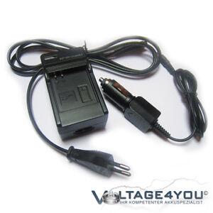 Ladegerät für Ricoh DB-50 Caplio R1 R1S R1V RZ1 R2S