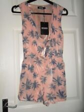 Missguided Polyester Playsuits for Women's