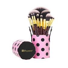 BH Cosmetics: Pink-A-Dot - 11 Piece Brush Set