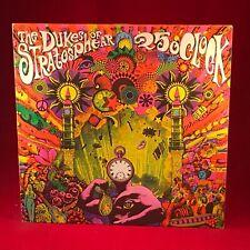 THE DUKES OF STRATOSPHEAR 25 O'Clock 1985 UK vinyl LP EXCELLENT CONDITION XTC