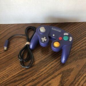 Nintendo GameCube OEM CONTROLLER DOL-003 Indigo Purple, EX