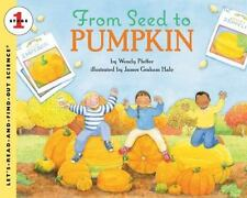 From Seed to Pumpkin (Brand New Paperback) Wendy Pfeffer