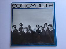 SONIC YOUTH - SONIC YOUTH EP (SEALED) Black Vinyl USA Pressing SST RECORDS 097