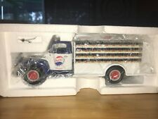 First Gear 1951 Ford F-6 Pepsi-Cola Bottler's Delivery Truck 19-0110 1/34 Scale