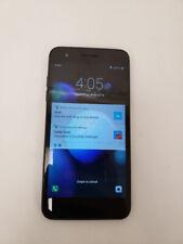 LG Phoenix 4 - 16GB - Titan Black (AT&T) Smartphone AS IS - 7/L296399A