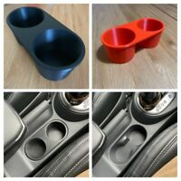 VW CADDY CUPHOLDER INSERT never Spill A Drink Again! All Models Choose Colour